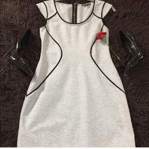 Express Dresses - NWOT Express Sweatshirt Mini Dress